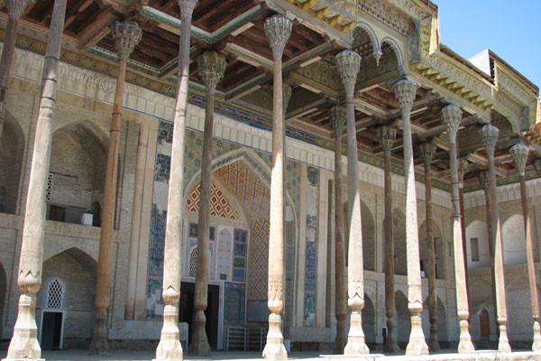 Monument - Circuit Lumieres de l'Ouzbekistan Tashkent Ouzbekistan