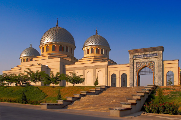 Monument - Circuit Les Incontournables de L'Ouzbekistan Tashkent Ouzbekistan
