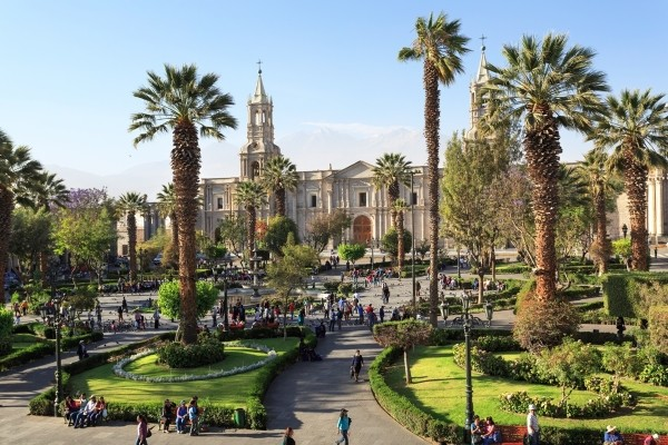Ville - Circuit Magie du Pérou Lima Perou