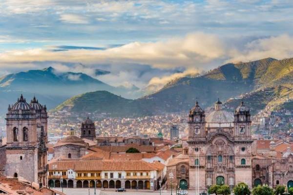 Ville - Circuit Pérou, sentiers andins Lima Perou