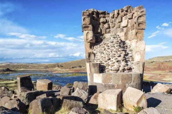 Monument - Circuit Pérou, sentiers andins Lima Perou