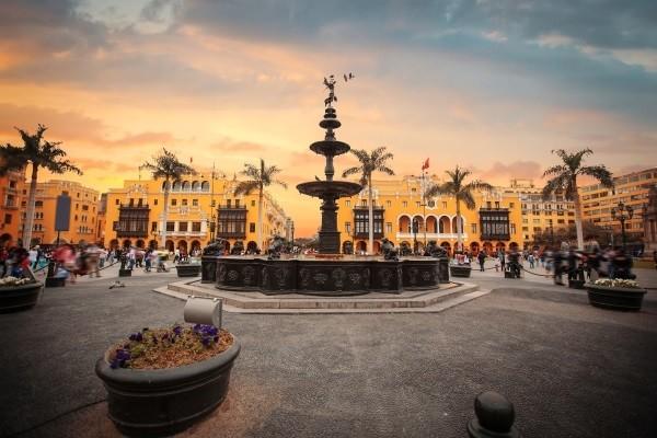 Ville - Circuit Impressions du Pérou Lima Perou
