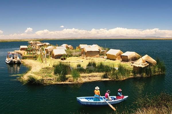 Nature - Circuit Joyaux du Pérou 3* Lima Perou