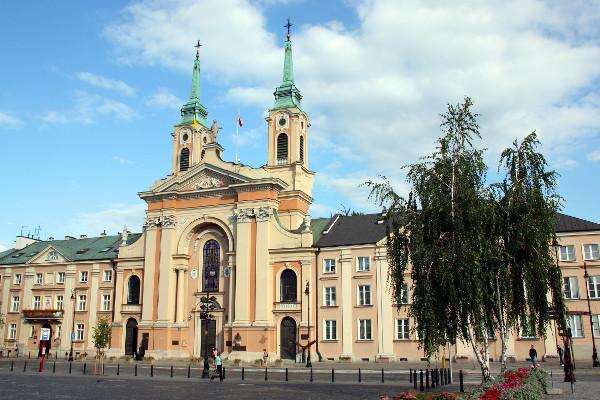 Monument - Circuit Mille et un visages de Pologne Cracovie Pologne