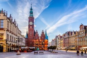 Vacances Varsovie: Circuit Flânerie Polonaise