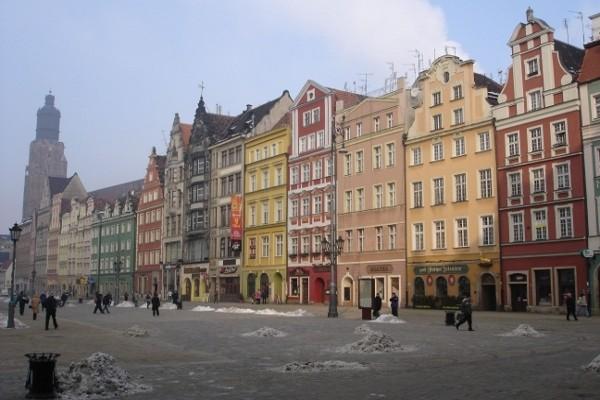 Ville - Circuit Découverte de la Pologne Varsovie Pologne