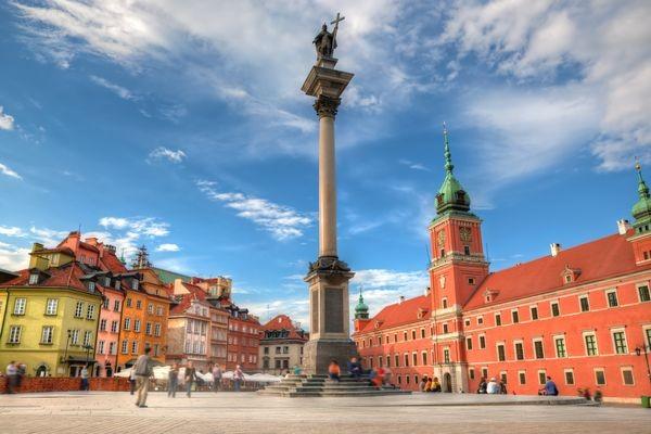Ville - Circuit Beautés de la Pologne Varsovie Pologne