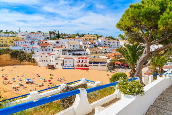 Plage - Circuit Au Cœur de l'Algarve Faro Portugal