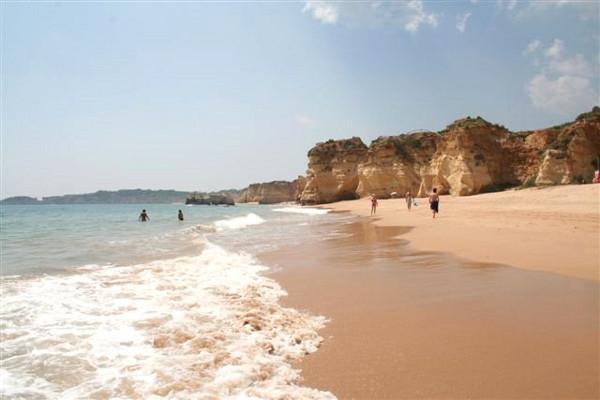 Plage - Circuit Au coeur de l'Algarve