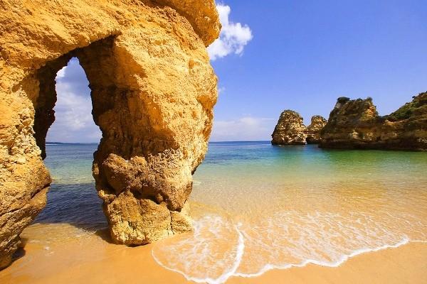 Plage de l'Algarve - Découverte en Algarve