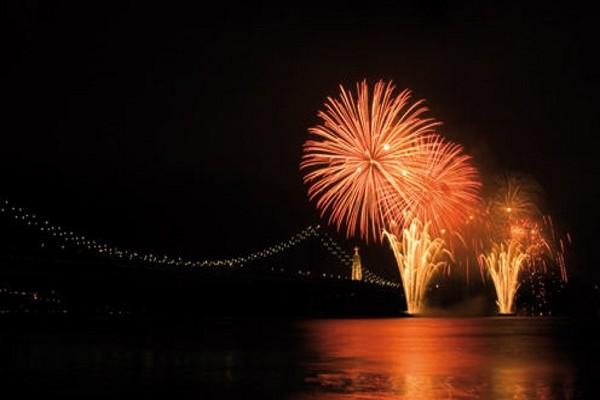 (fictif) - Hôtel Réveillon nouvel an à Lisbonne - Soirée au bord du bateau N/M Opréra - Hôtel Lisbon Marriott 4*