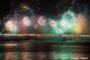 Vacances Lisbonne: Hôtel Réveillon nouvel an à Lisbonne - Soirée au bord du bateau N/M Opréra - Hôtel VIP Executive Art's