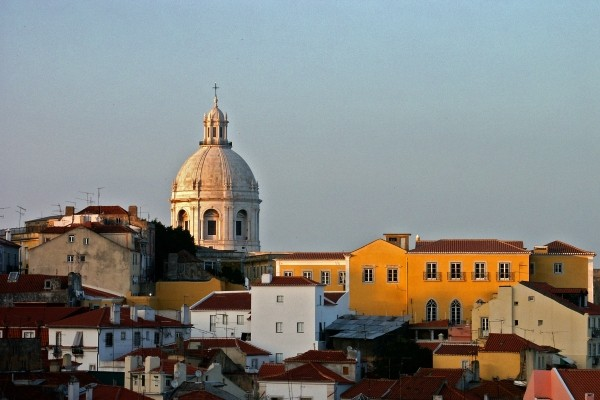 Ville - Circuit Balade Portugaise Lisbonne Portugal