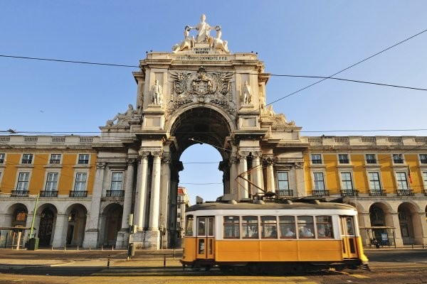 Ville - Circuit FRAM Coracão, le Cœur du Portugal 4* Lisbonne Portugal