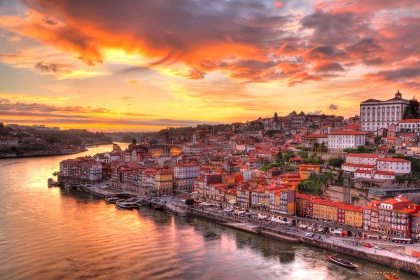 Ville - Circuit De Lisbonne à Porto Lisbonne Portugal