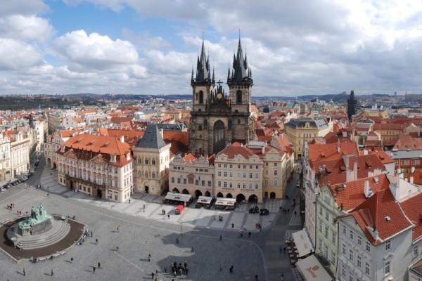 Ville - Circuit Beautés de l'Europe Centrale Prague Republique Tcheque