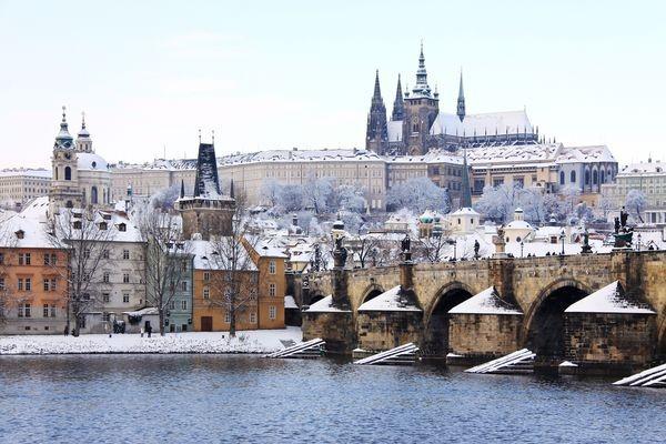 Ville - Circuit De la ville dorée aux perles impériales Prague Republique Tcheque