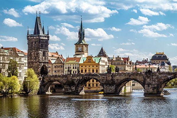 Ville - Circuit Indispensable Prague & La bohême du sud Prague Republique Tcheque