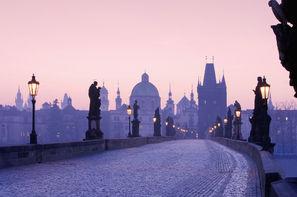 Republique Tcheque-Prague, Circuit Prague et la Bohème Du Sud