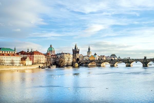 Ville - Circuit Prague et la Bohême du Sud 3* Prague Republique Tcheque