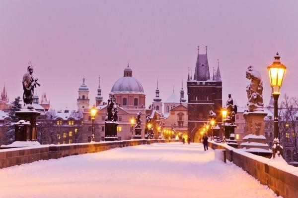 Ville - Circuit Réveillon à Prague avec soirée du Nouvel An à la Tower Park Praha - Hôtel Jury's Inn 4* - Visites et repas inclus 4* Prague Republique Tcheque