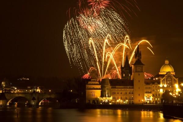 Ville - Circuit Reveillon à Prague avec soirée du Nouvel An à l'hôtel Ambassador - Visites et repas inclus 5*