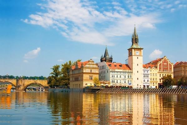 Ville - Circuit Réveillon à Prague avec soirée du Nouvel An à la Tower Park Praha - Hôtel Ambasador - Visites et repas inclus 5* Prague Republique Tcheque