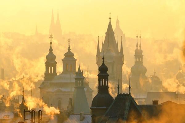 Ville - Circuit Prague et la Bohème Du Sud Prague Republique Tcheque