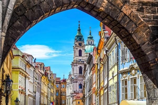 Ville - Circuit L'Empire Autro-Hongrois Prague Republique Tcheque