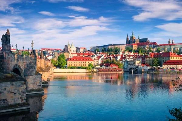 Ville - Circuit Evasion en Europe Centrale 3* Prague Republique Tcheque