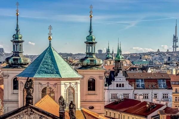 Ville - Circuit Réveillon à Prague avec soirée du Nouvel An à la Tower Park Praha - Hôtel Manes 4* - Visites et repas inclus 4* Prague Republique Tcheque