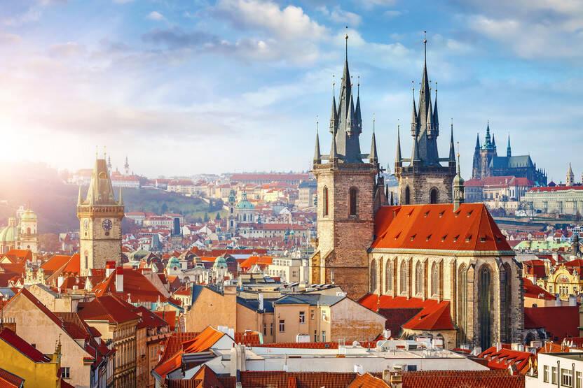 Ville - Circuit Trésors des capitales d'Europe Centrale 4* Prague Republique Tcheque