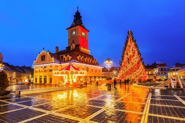 Ville - Circuit Marchés de Noel en Roumanie
