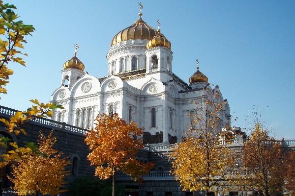 (fictif) - Circuit Saint-Sylvestre à Moscou 4* Moscou Russie