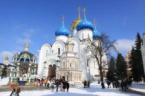 Russie-Moscou, Circuit Saint-Sylvestre à Moscou