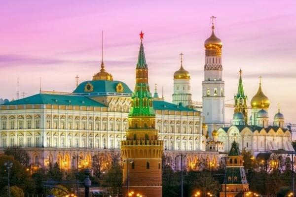 Ville - Circuit Capitales Russes - Moscou et Saint Petersbourg 3* Moscou Russie