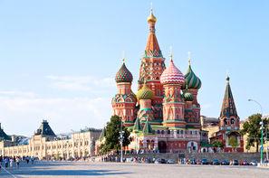 Russie-Moscou, Circuit Magie de la Russie