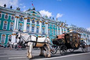 Vacances Moscou: Circuit Magie de la Russie Moscou - Saint Petersbourg