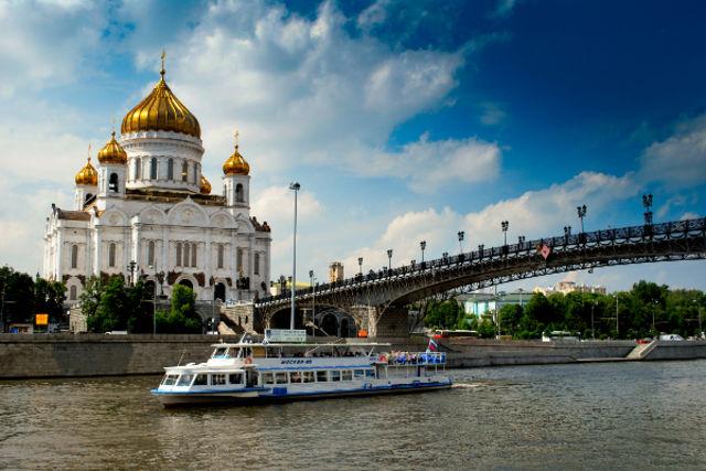 Fram Russie : hotel Circuit Capitales des tsars - Moscou