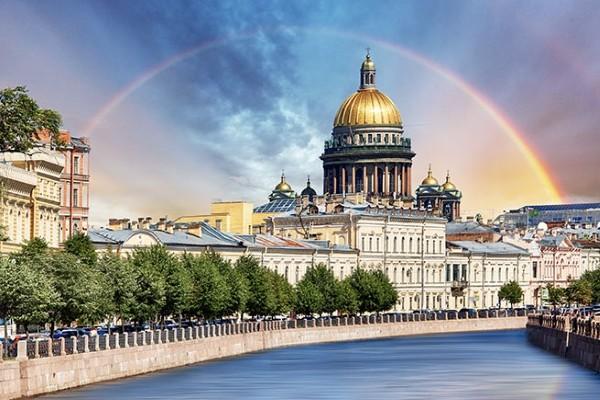 Cathédrale St Petersbourg