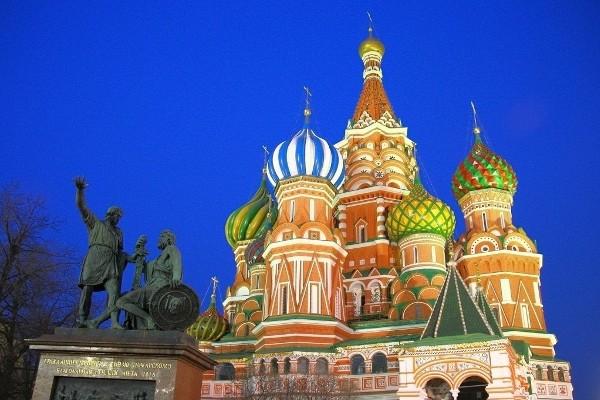 Escapade chez les Tsars