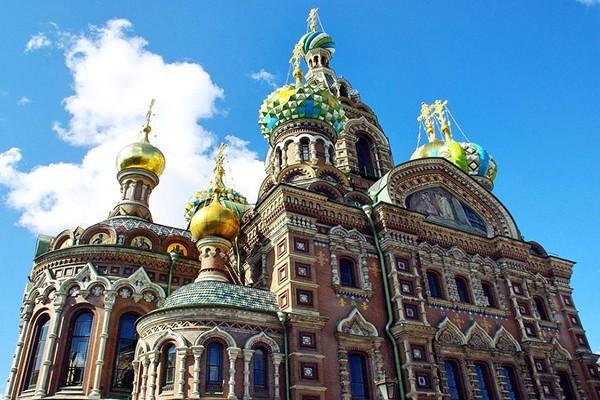 Monument - Circuit Echappée à Saint Petersbourg 4* Saint Petersbourg Russie