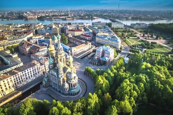 Ville - Circuit Magie de Saint Petersbourg 3* Saint Petersbourg Russie