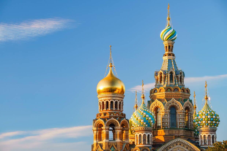 Monument - Circuit Lumières de Russie (de Saint Petersbourg à Moscou) Saint Petersbourg Russie