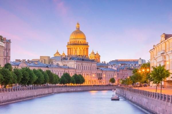 vue Saint-Pétersbourg