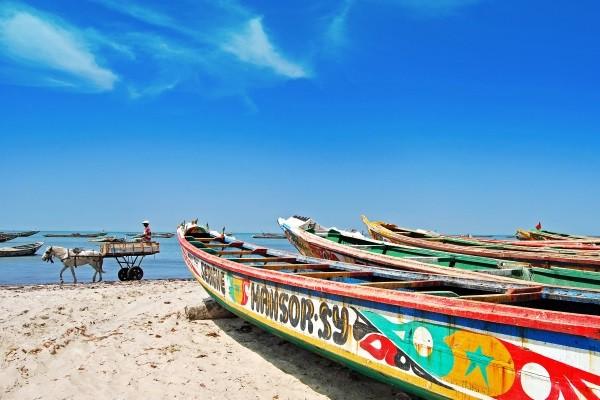 Bateau - Plages, Culture & Traditions avec extension au Saly hôtel 4* Dakar Senegal