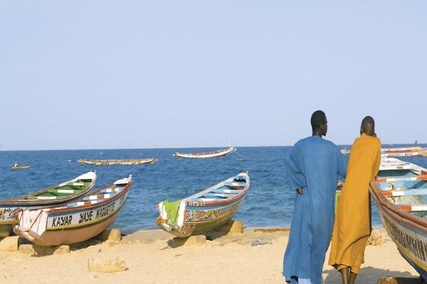 Plage - Les Couleurs du Sénégal