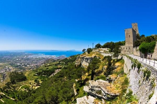 Monument - Circuit FRAM Grand Tour de Sicile Palerme Sicile et Italie du Sud