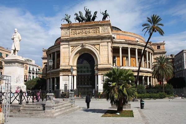 Ville - Circuit Parfums de Sicile Palerme Sicile et Italie du Sud