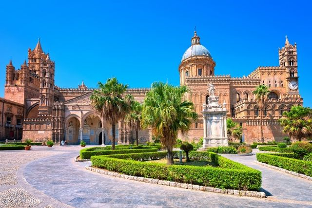 Fram Sicile et Italie du Sud : hotel Circuit Couleurs de Sicile - Palerme